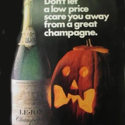 Classic and Vintage Halloween Publication Ads 11