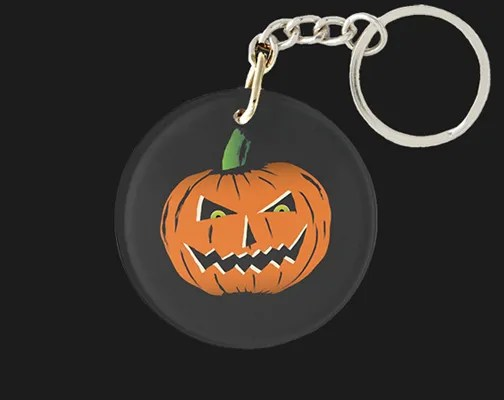 Halloween Forever Spook keychain