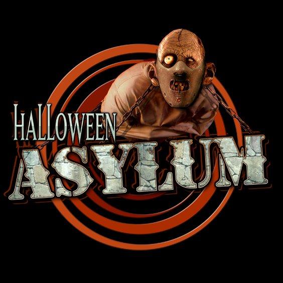 Halloween Asylum logo
