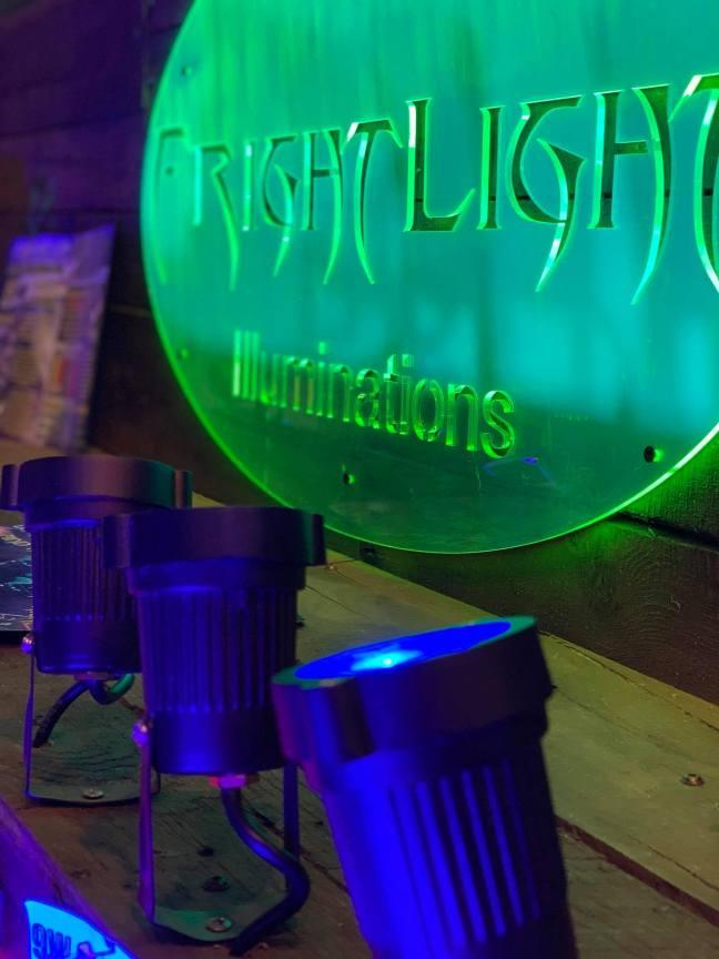 frightlight led cover