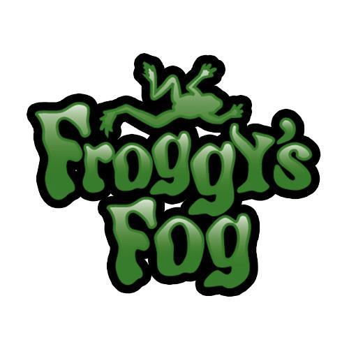 froggys fog logo