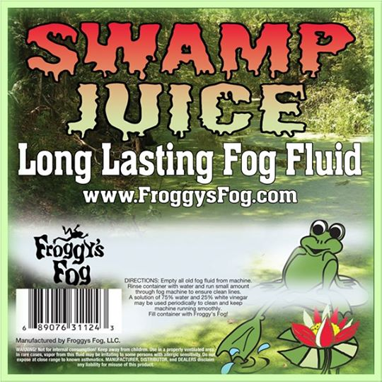 froggys fog swamp juice