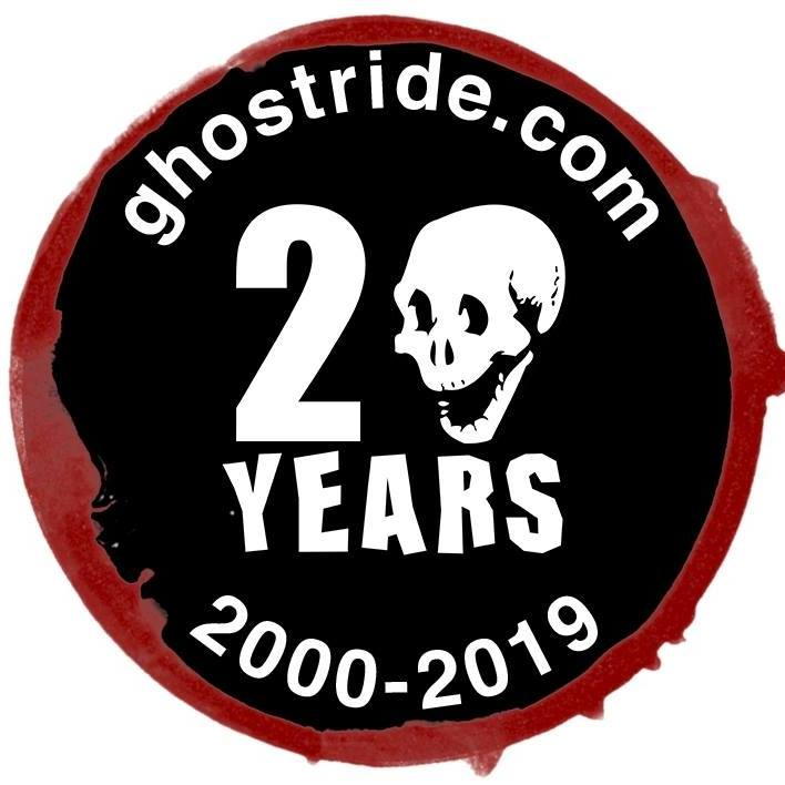 ghost ride productions logo