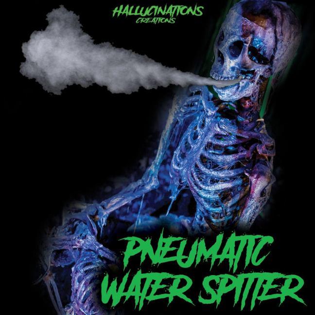 hallucination creations pneumatic water spitter