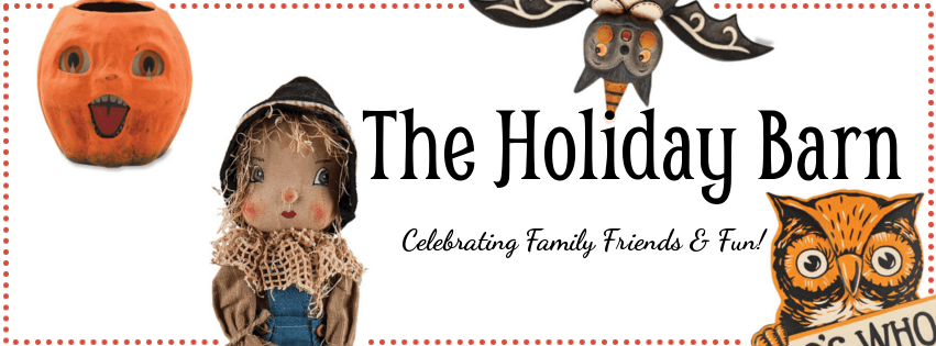 The Holiday Barn Logo