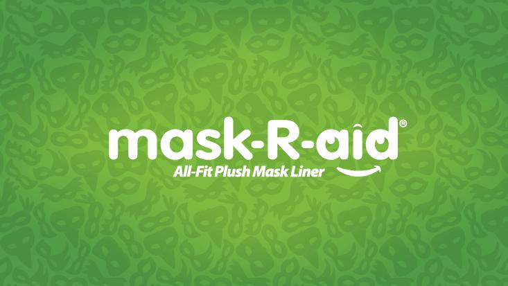 Mask R Aid Logo