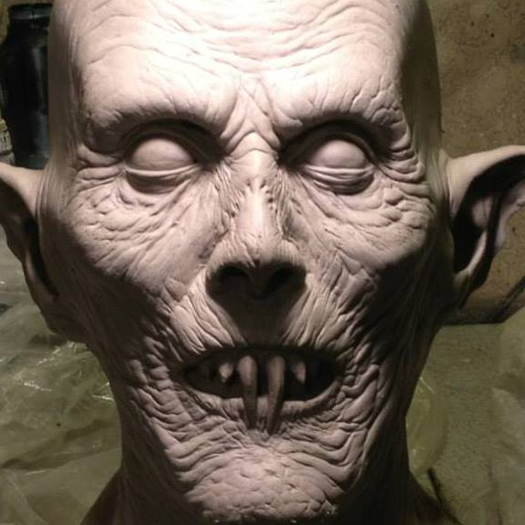 Midnight Studio FX Creature Face Closeup