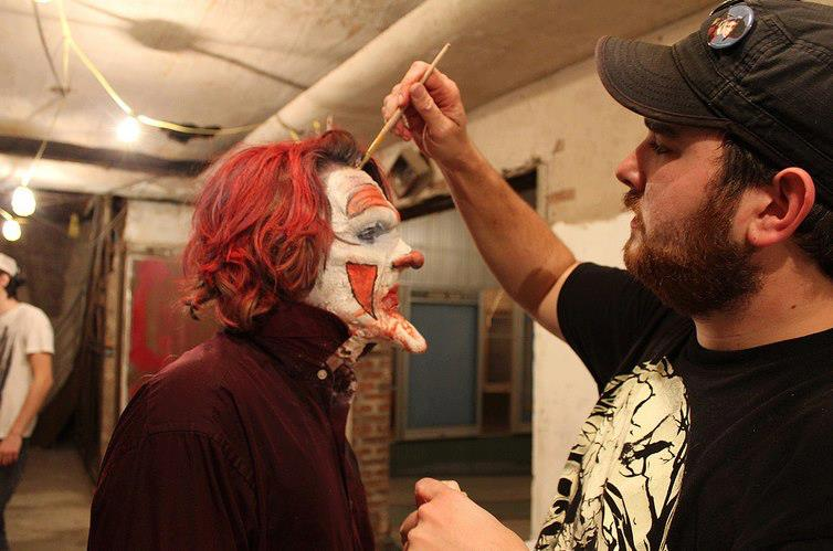 Von Grimm Productions Makeup Application