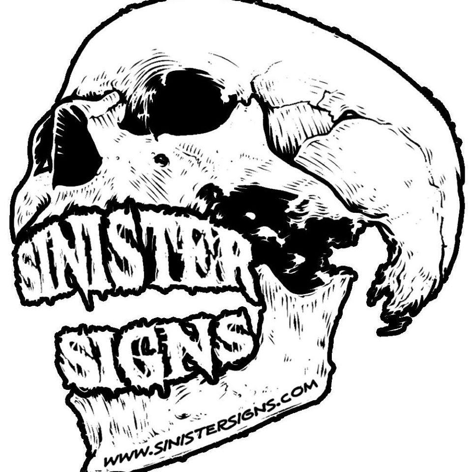 Sinister Signs Logo