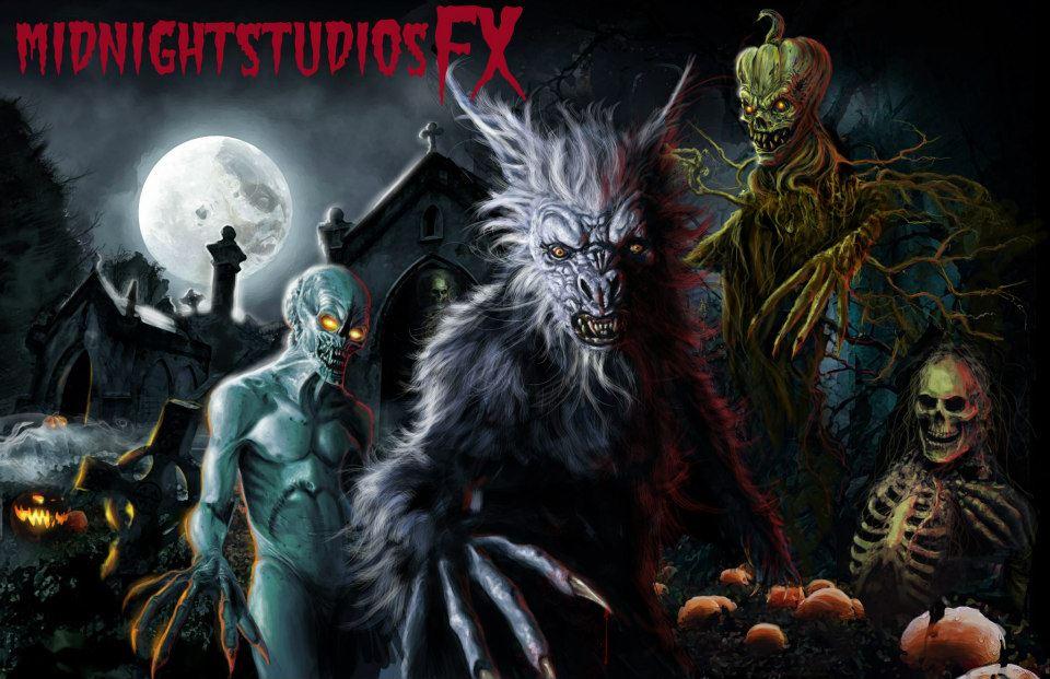 Midnight Studio FX Scene