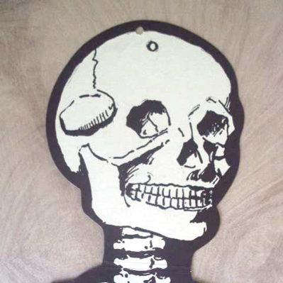 Retroween Halloween Retro Decoration Logo