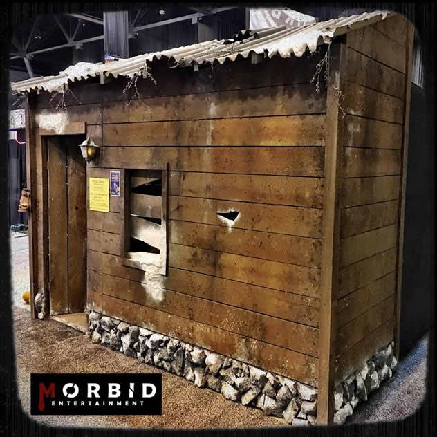Morbid Entertainment Arctic Cabin