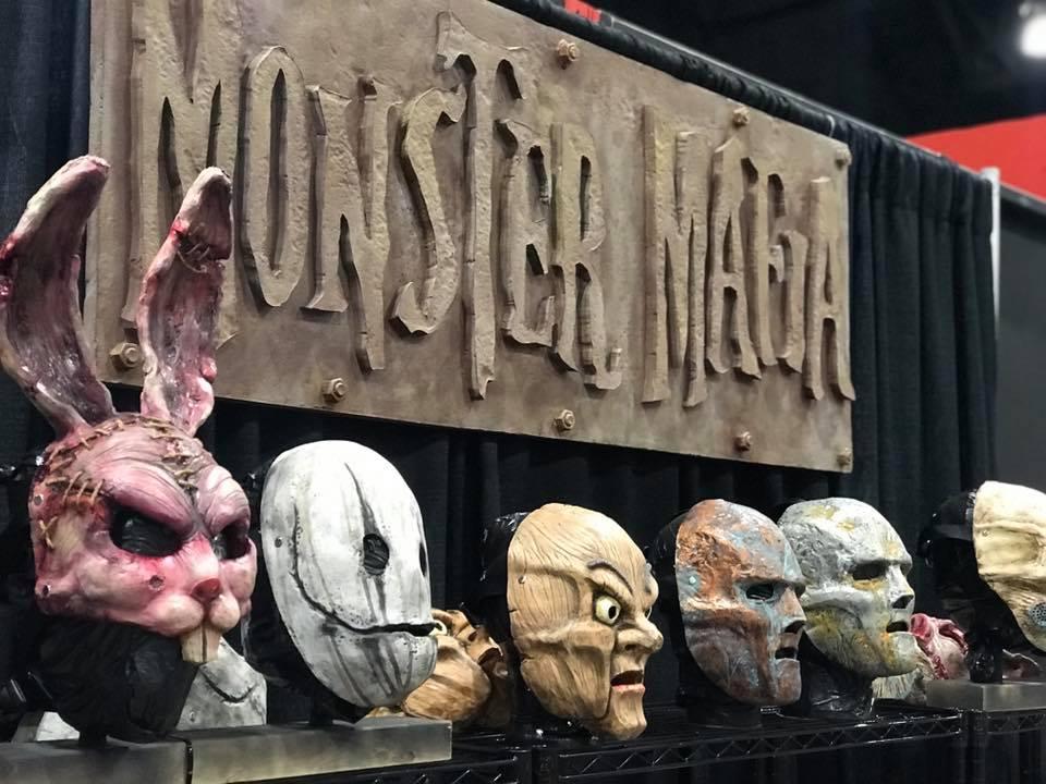 Monster Mafia FX Booth Sign