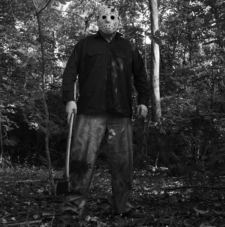 The Devils Attic Haunted House Jason Halloween Movie