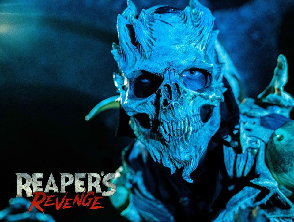 Reapers Revenge Pennsylvania Scariest Haunted House Zombie Skeleton