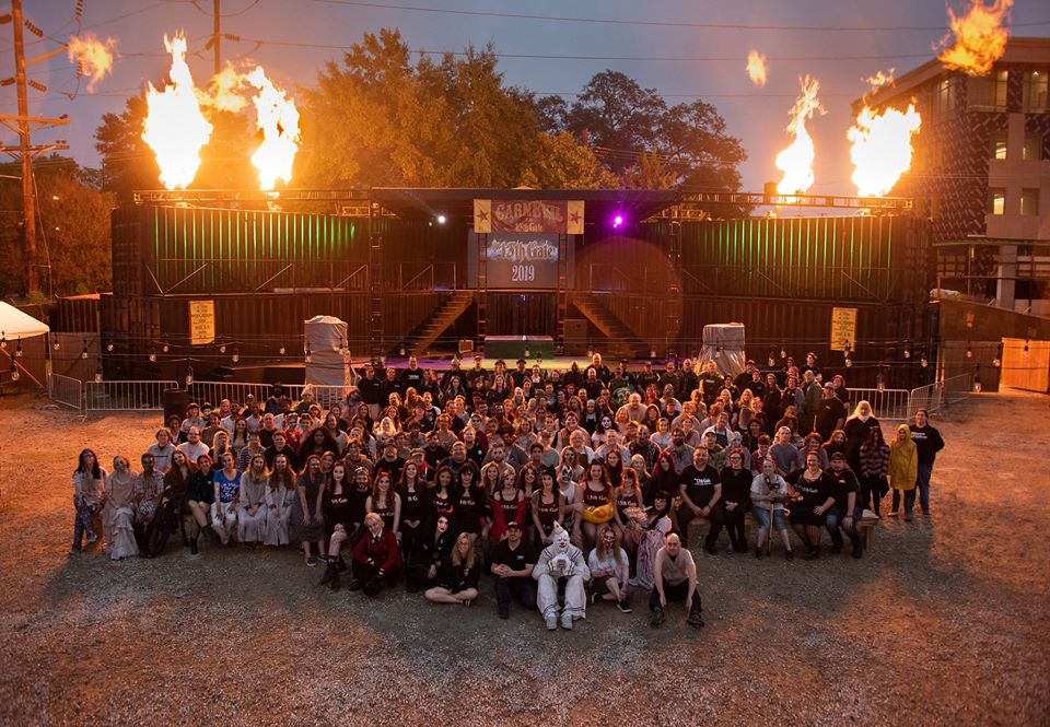 13th Gate Haunted House Group