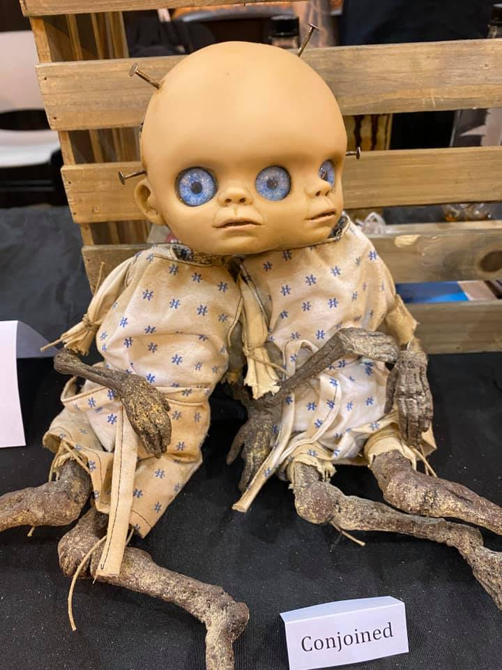 The Gemini Company Doll