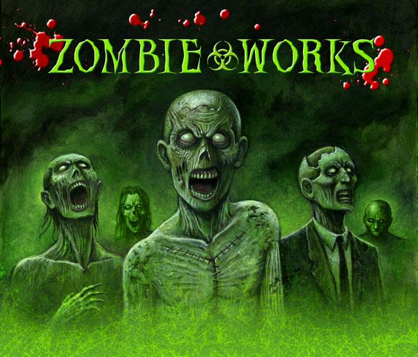 Zombie Works Logo