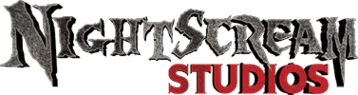 NightScream Studios Logo