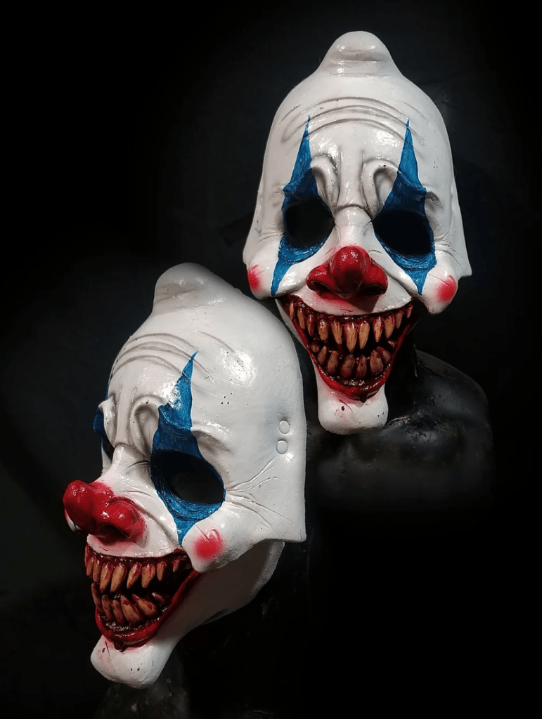 Inferno Effects Clown Mask