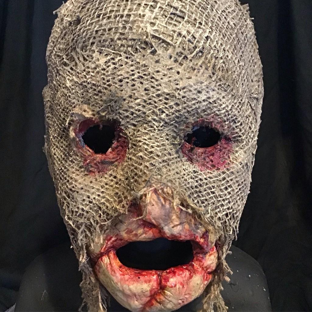 Monster Mafia FX Burlap Mask