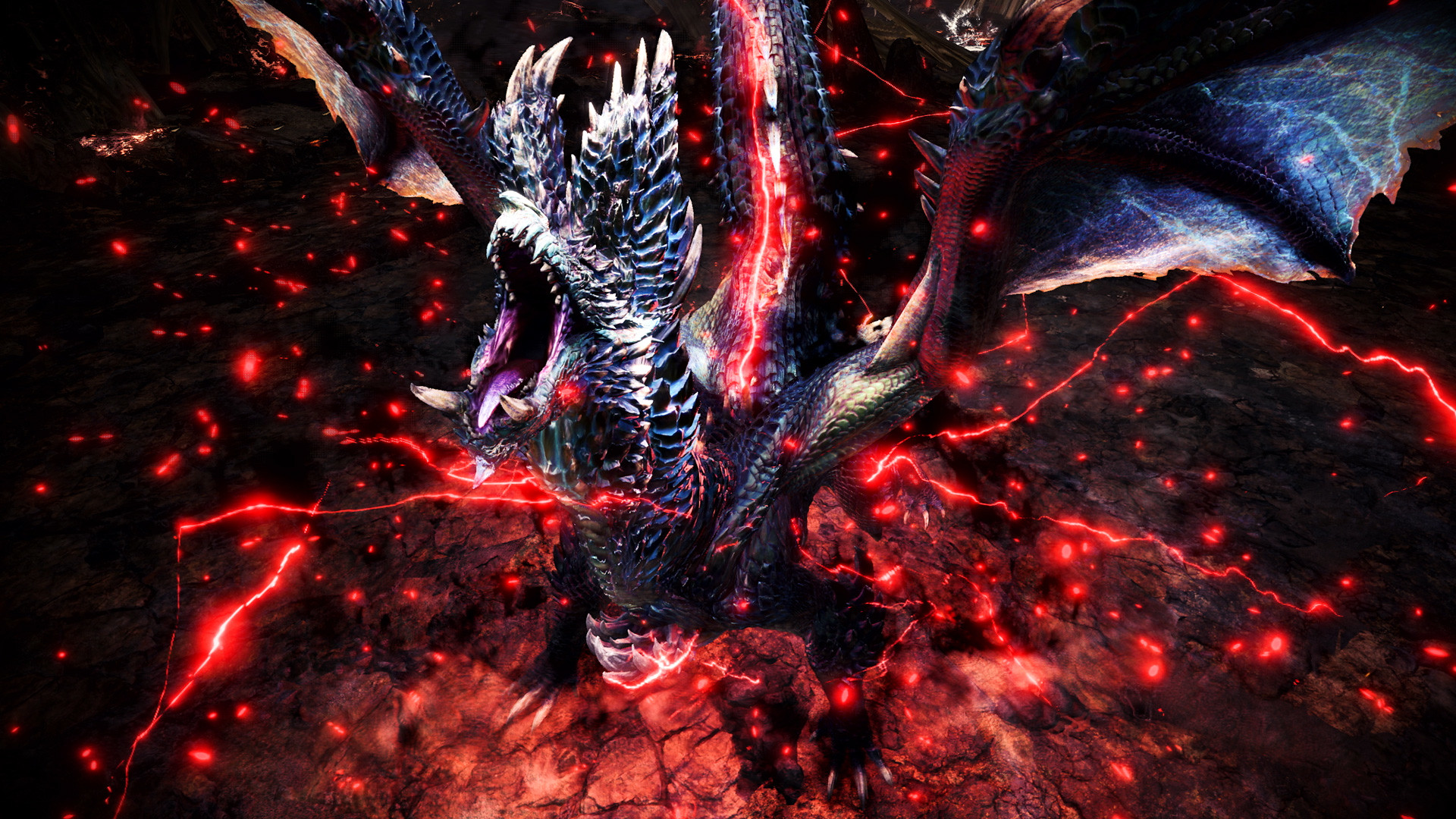 monster hunter world alatreon bow