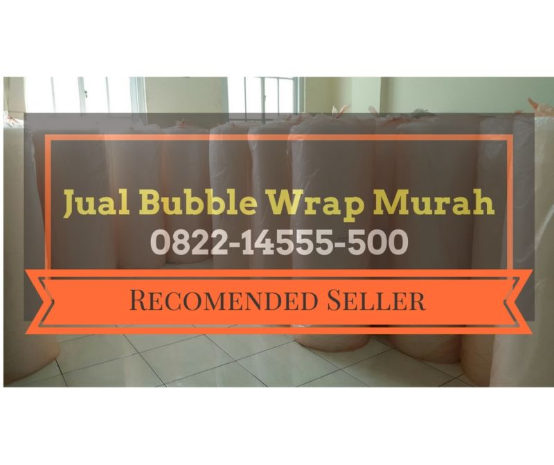 Jual Bubble Wrap Murah