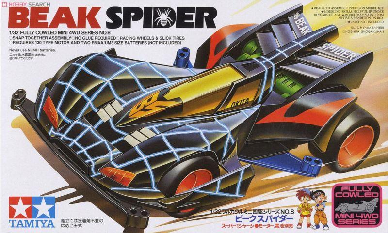 Beak Spider