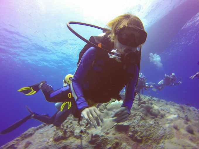 Reasons to Become a Scuba Diving Instructor - Halls Diving