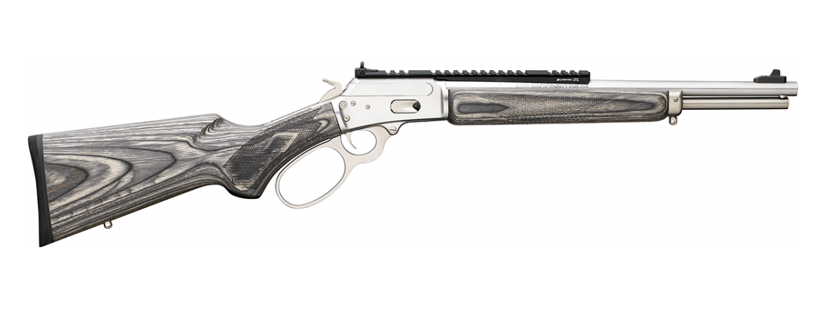 Marlin Big Loop Stainless Lever Action Rifle