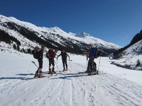 Zustieg Jamtalhütte (11)