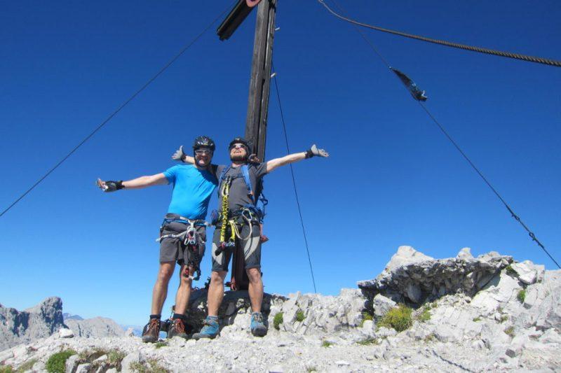 Innsbrucker Klettersteig (33)