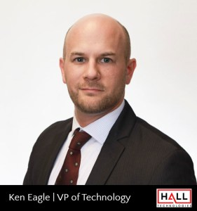 Press Release: AV Veteran, Ken Eagle, Joins Hall Technologies as VP of Technology. Hall now poised to launch new disruptive solutions globally