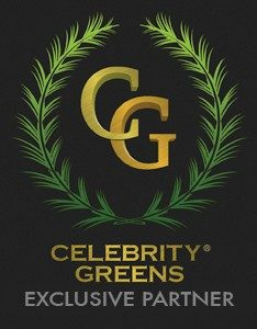 celebrity greens exclusive partner