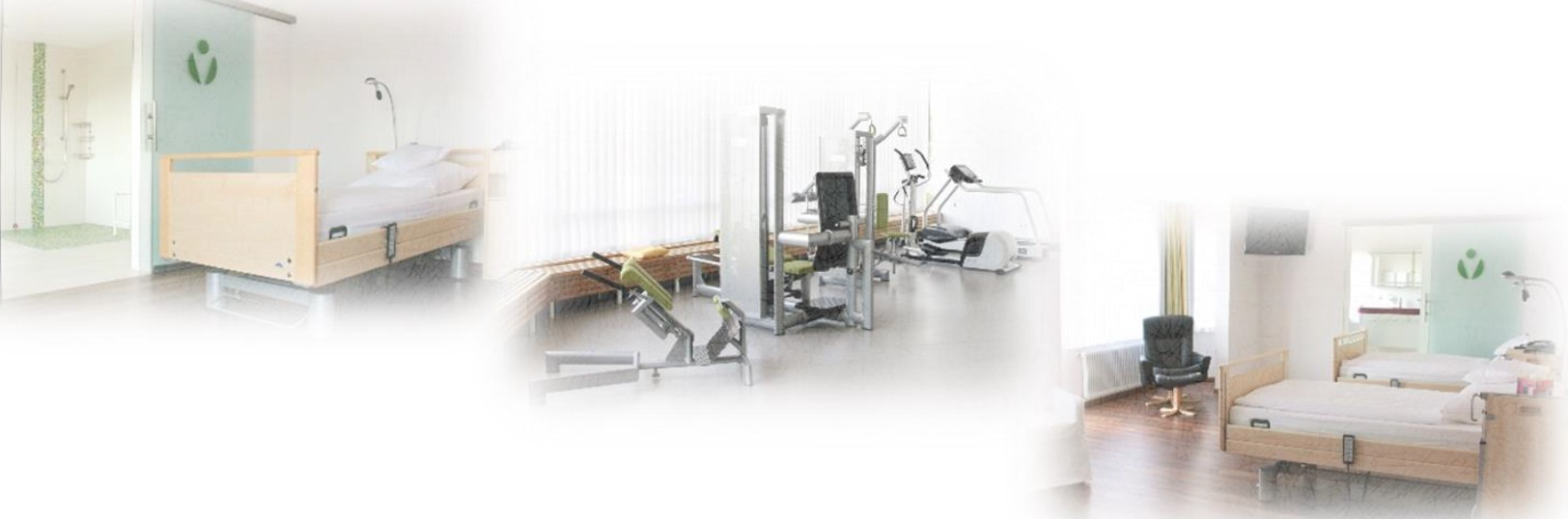 Hallwang Clinic Rooms and fitness area