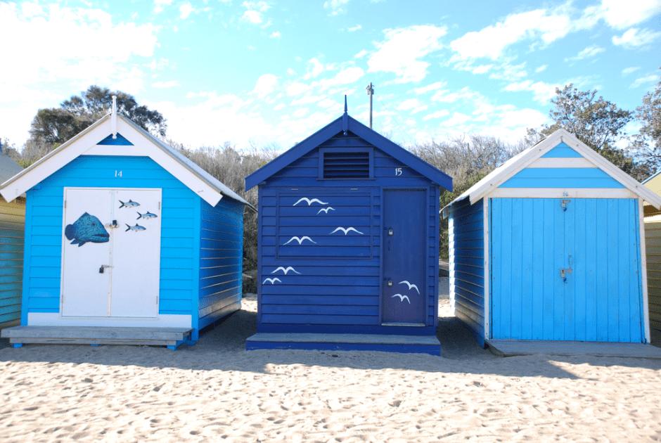 Brighton Bathing Boxes - 4