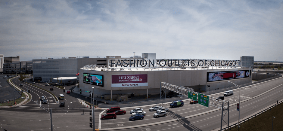 Fashion Outlets of Chicago - 1