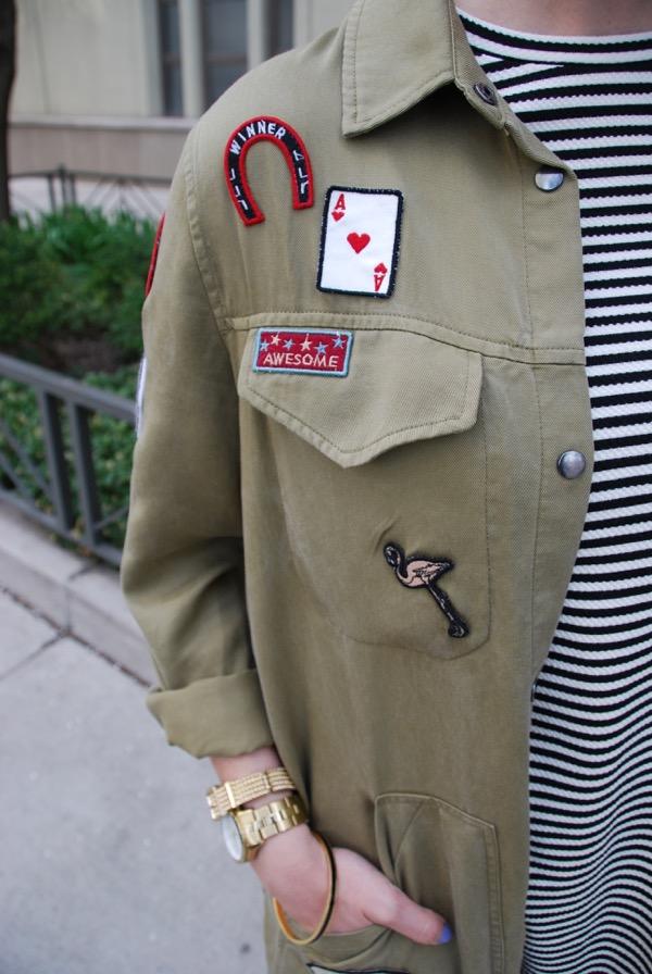 Military Chic - 3