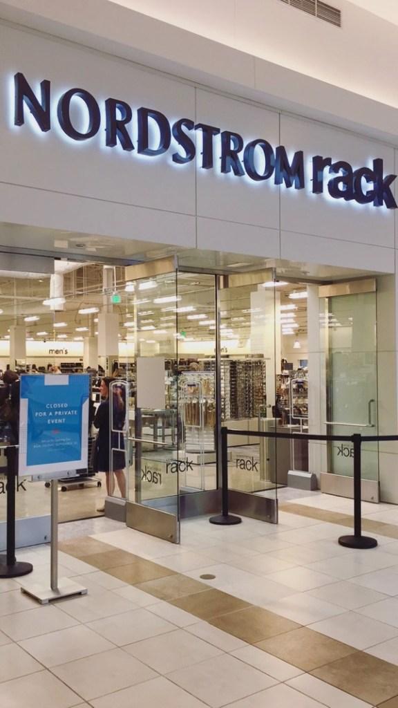 nordstrom rack grand opening