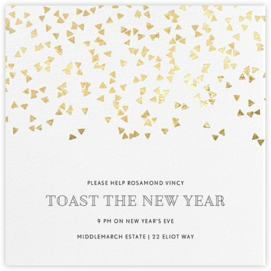 toast to the new year paperless post