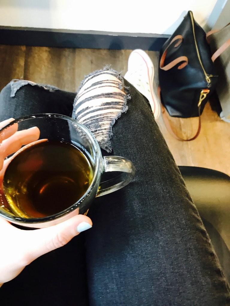 green tea happiness