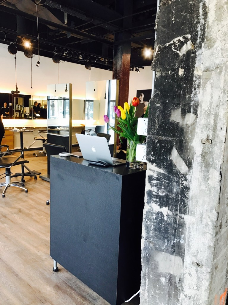 spoke & weal salon chicago
