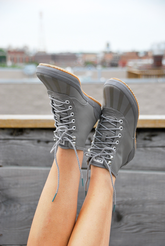 gray keds all weather shoes