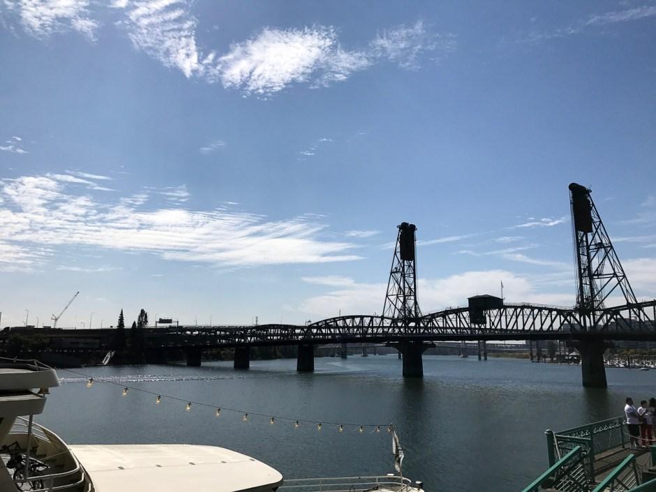 another bridge in portland