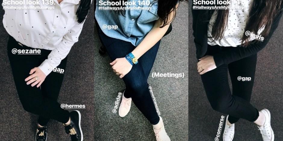 school looks 139-141
