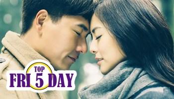 Top 15 Korean, Japanese and Taiwanese Food Dramas – Top 5 Fridays