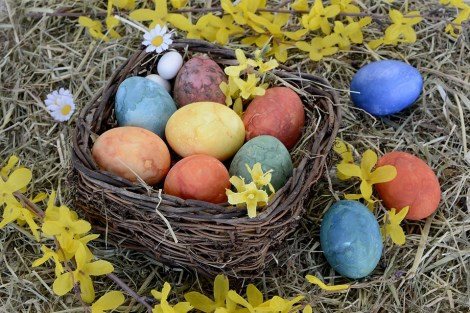 color easter