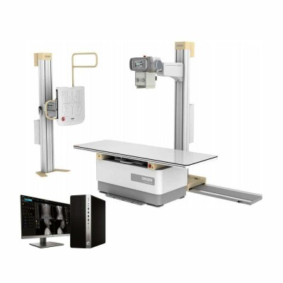 DrGem GXR-SD 400mA Floor Mounted Digital X-ray Machine