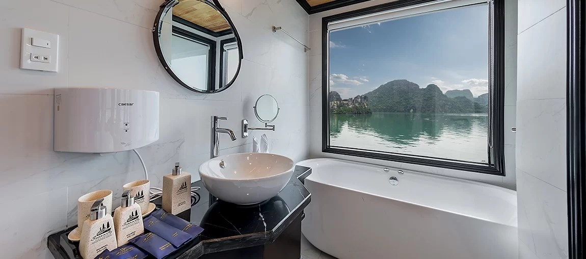 Halong-Serenity-Cruises-Bathroom-3