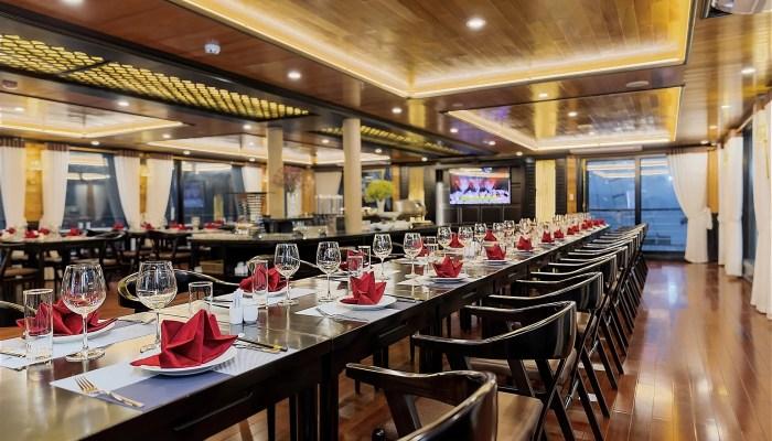 Serenity Cruises Restaurant